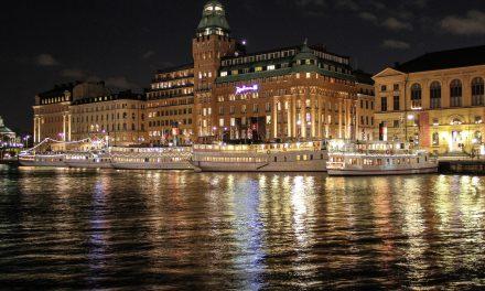 Radisson Blu Strand Hotel, Stockholm – Sweden