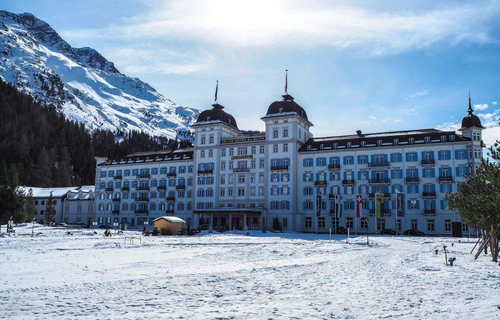 Kempinski Grand Hotel Des Bains – St. Moritz, Switzerland
