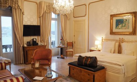 Grand Hotel National Luzern – Lucerne, Switzerland