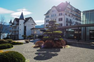 Park Weggis – Weggis, Switzerland