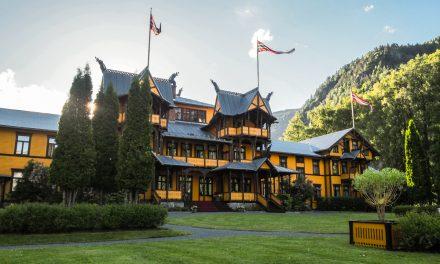 Dalen hotel – Dalen, Norway
