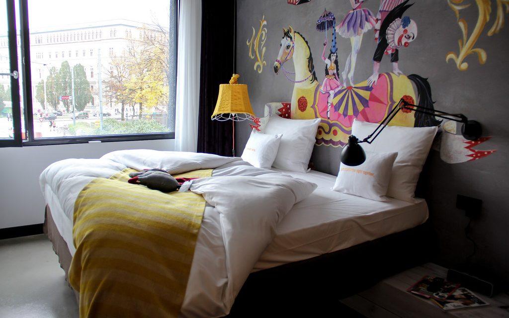 Hotel 25hours, Vienna – Austria