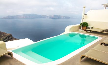 Kapari Natural Resort Hotel, Santorini – Greece
