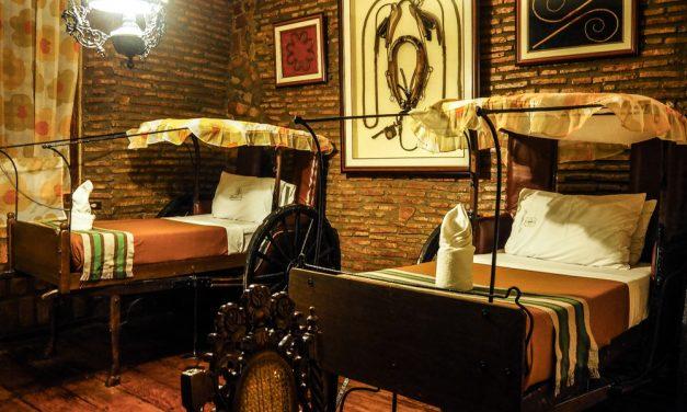 Grandpa's Inn – Vigan, Philippines