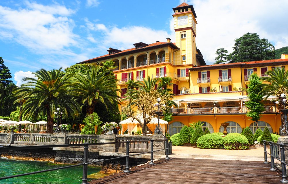 Grand Hotel Fasano – Gardone Riviera, Italy