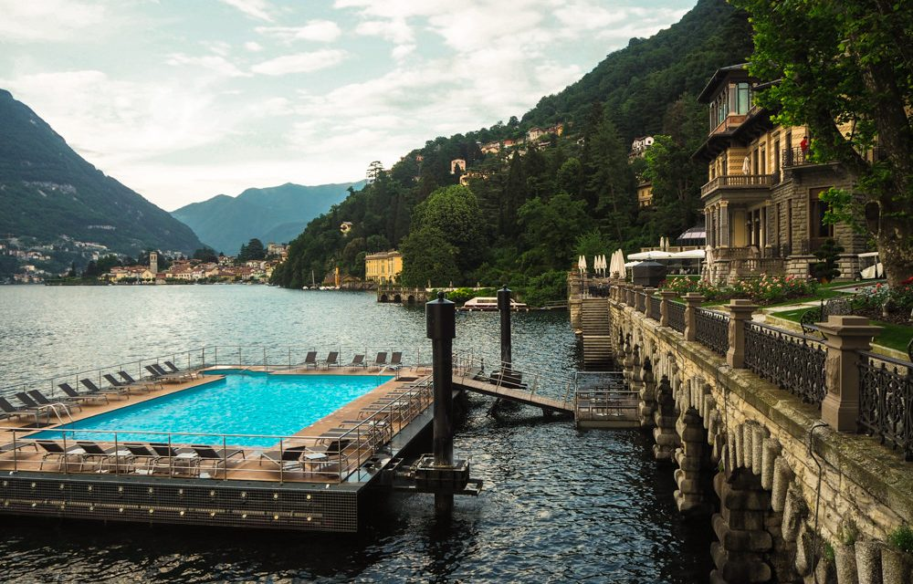 CastaDiva Resort & Spa – Lake Como, Italy