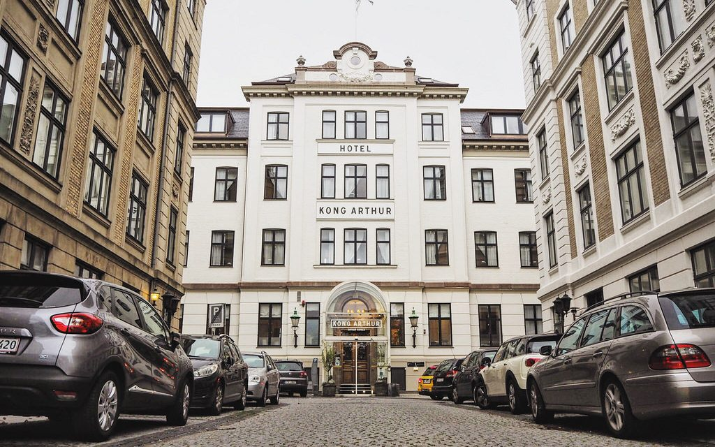 Hotel Kong Arthur – Copenhagen, Denmark