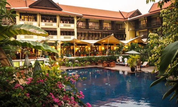 Victoria Angkor – Siem Reap, Cambodia