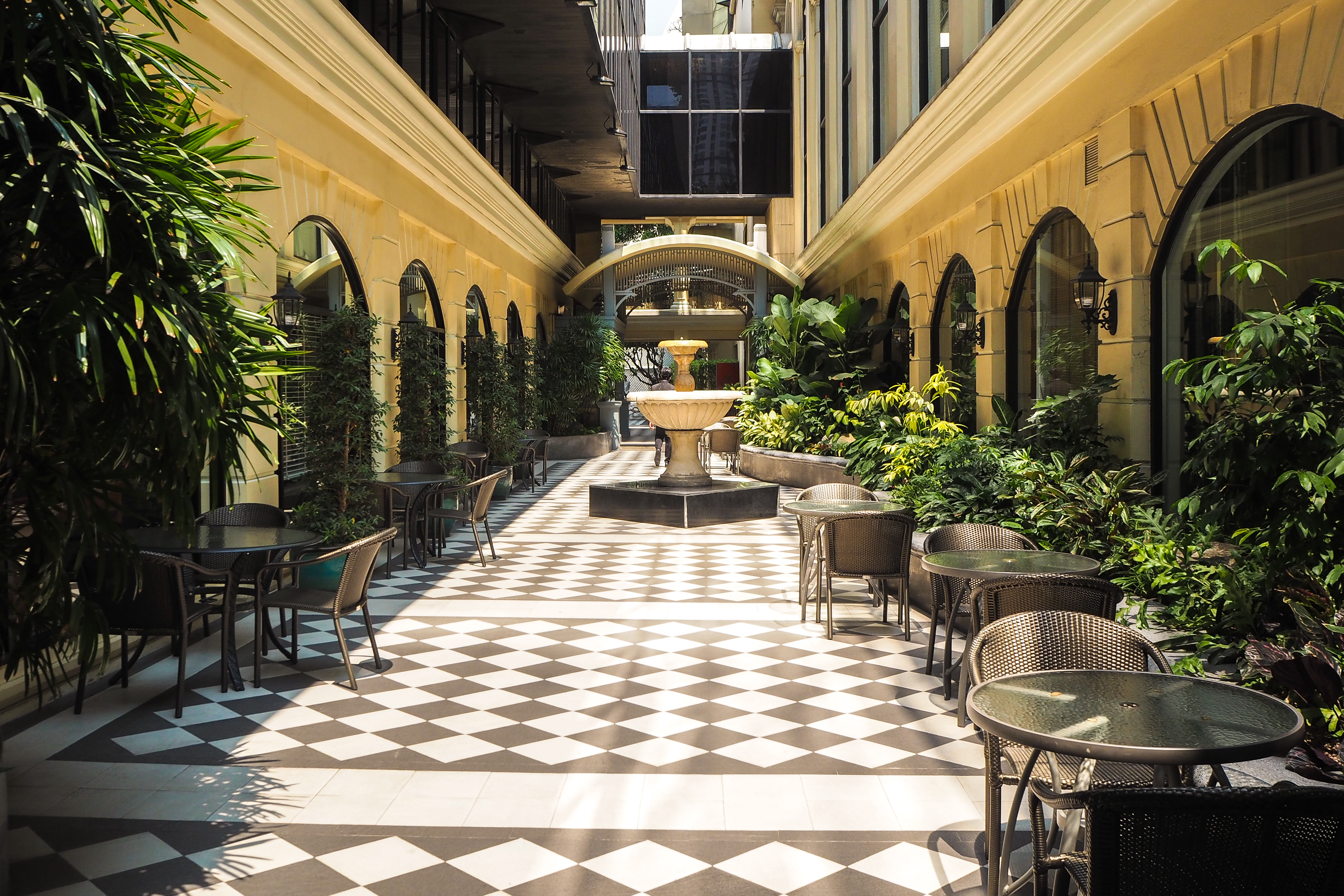 The Sukosol Hotel – Bangkok Thailand