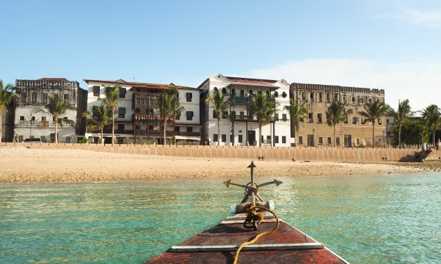 Mizingani Seafront Hotel – Zanzibar, Tanzania