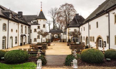 Château d'Urspelt – Luxembourg