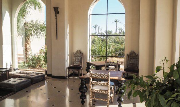 Ksar Char Bagh – Marrakech, Morocco