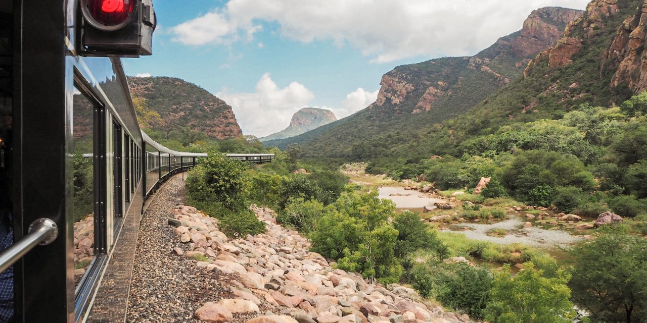 Rovos Rail – Victoria Falls to Pretoria