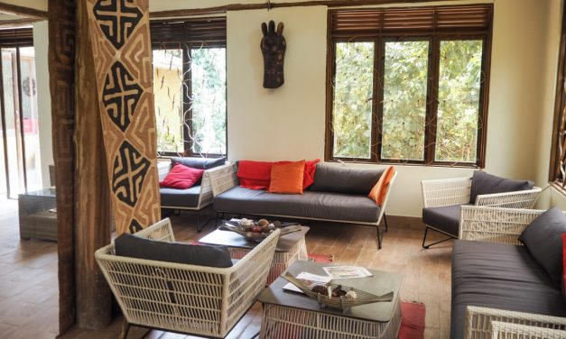 Gorilla Safari Lodge – Bwindi, Uganda